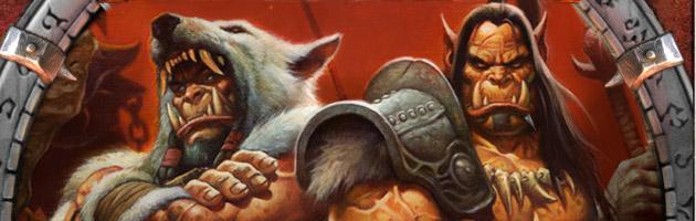 La Horde de Fer représentée sur le boîtier du jeu