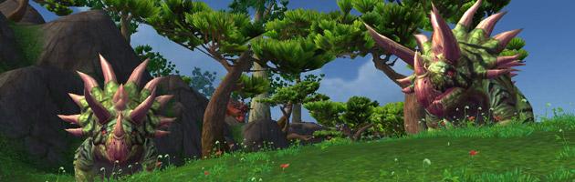 L'Île des géants peut s'avérer une terre hostile pour les aventuriers avides de montures