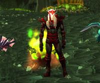 Le chevalier de sang Antari