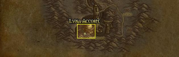 Défaire Lydia Accoste n'est pas forcément chose aisée