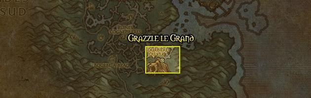 Grazzle se trouve au Maraîs d'Âprefange