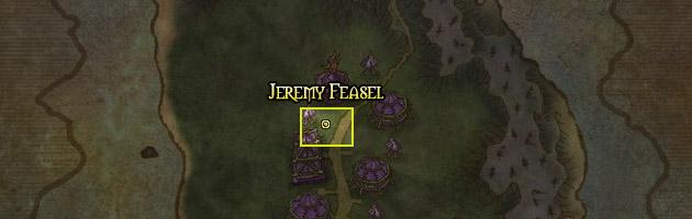 Jeremey Faesel vous attend sept jours par mois à la Foire.