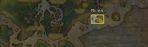 Mo'ruk se situe dans les Étendues sauvages de Krasarang