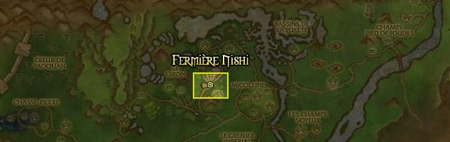 La Fermière Nishi se trouve dans la Vallée des Quatre Vents
