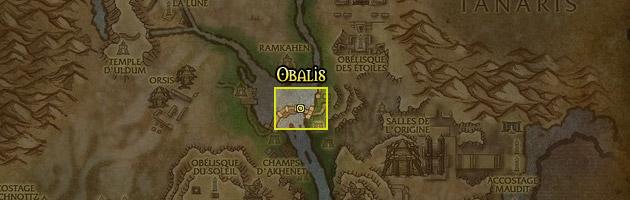 Obalis vous attend en Uldum