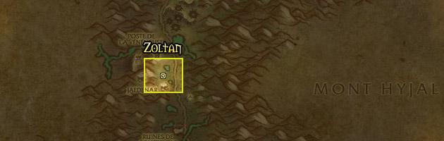 Zoltan se trouve dans Gangrebois