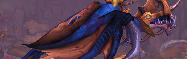 Chevauchez ce ptérodactyle au patch 5.2 !