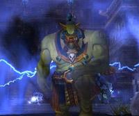Itoka, Maitre de la Forge de l'Île du tonnerre