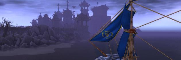 L'Alliance débarque sur l'Île du Roi-Tonnerre