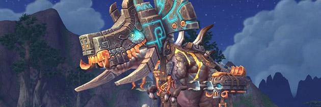 Oondasta est un des deux nouveaux world boss du patch 5.2
