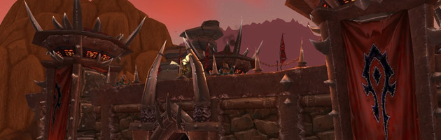 Orgrimmar après sa reconstruction (patch 5.2)