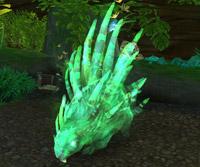 Hutia, l'esprit de bête couleur jade