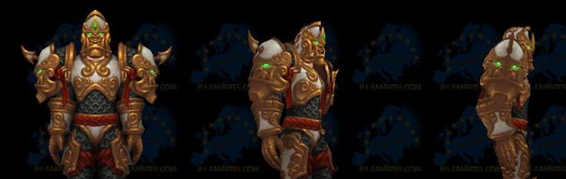 T15 Guerrier de World of Warcraft