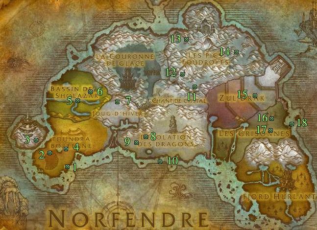 Emplacement des Anciens de Norfendre