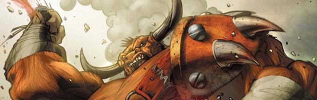 Se pourrait-il que Gamon prenne la tête des armées de la Horde ?