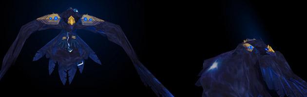La Stormcrow est une nouvelle monture volante du patch 5.4