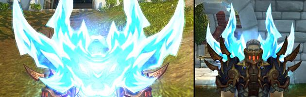 Cape légendaire avec l'effet visuel de l'Astre vénérable Xuen