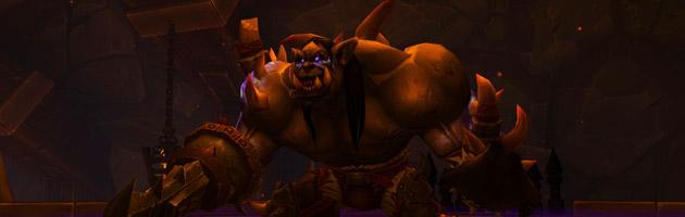 Malkorok est un boss que vous retrouverez dans le Siège d'Orgrimmar