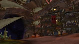 Les allées du Siège d'Orgrimmar, raid du patch 5.4