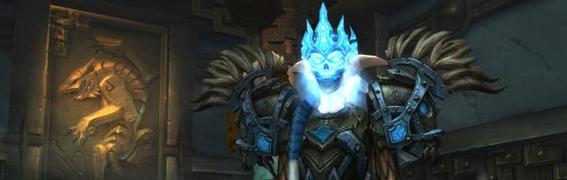 La Couronne de l'hiver éternel est disponible dès à présent dans la boutique Blizzard