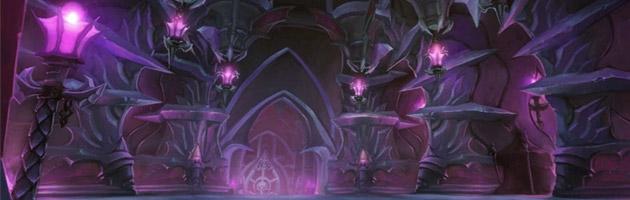 Le Bastion du Crépuscule est connu pour ses décors sombres