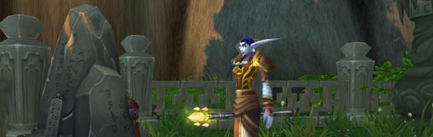 Répondez aux questions d'Évelyne grâce à vos connaissances sur World of Warcraft