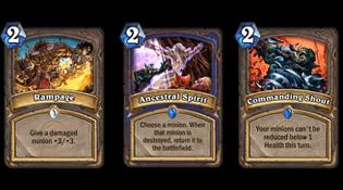 Les cartes sorts
