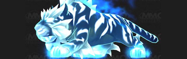 Le Chaton de Xuen est tellement mignon !