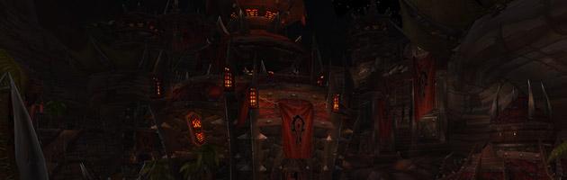 La nuit pourrait débarquer dans WoW au patch 5.4 !