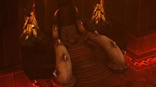 Le trône de Garrosh