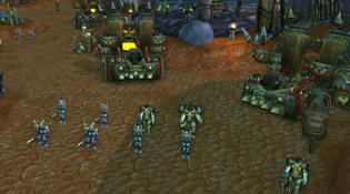 Les Trolls et Taurens ont pris le contrôle de la ville