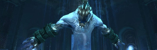 Immerseus est le premier boss du Siège d'Orgrimmar