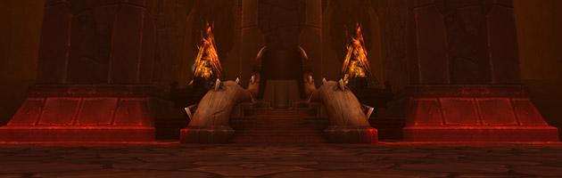 La salle du trône de Garrosh sera le théâtre de l'affrontement final du raid