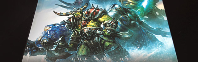The Art of Blizzard, 370 pages et plus de 700 artworks