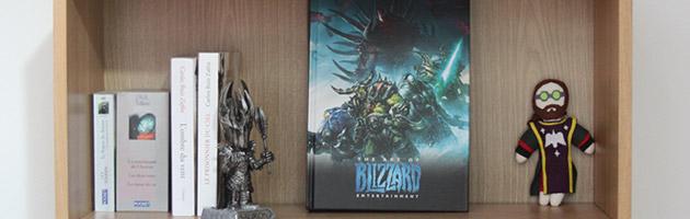 The Art of Blizzard dans la bibliothèque de Mamytwink