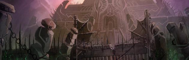 La prise du Temple noir par Illidan est un évènement marquant de l'Histoire.