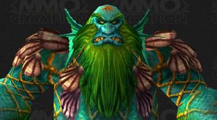 La mascotte de Morogrim