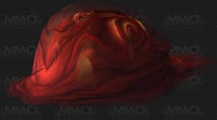 La mascotte Quivering Blob