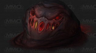 Le Dark Quivering Blob