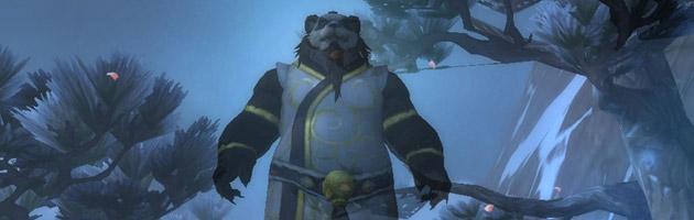 Shaohao, le dernier Empereur de Pandarie au sommet de Kun-Lai