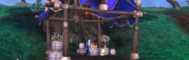 Les joueurs de l'Alliance se rendront dans les Steppes de Tanglong auprès de Vereesa Coursevent
