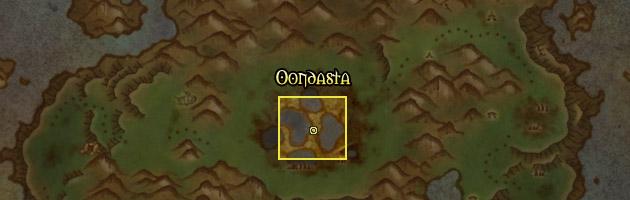 Retrouvez Oondasta au cœur de l'Île des géants