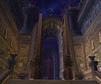 Franchir les portes du Trône du tonnerre