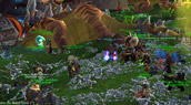 Des raids immenses face à Oondasta