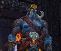 Molthor, Champion de Lei Shen