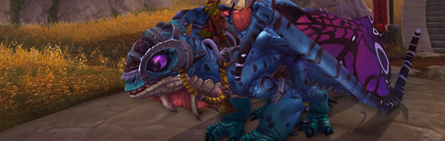 Le Dragon-faë enchanté pourrait être la nouvelle monture de la Boutique Blizzard