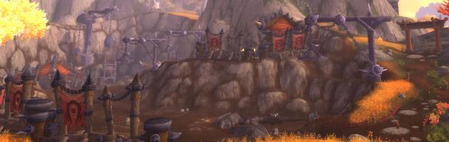 La Horde envahit la Pandarie !