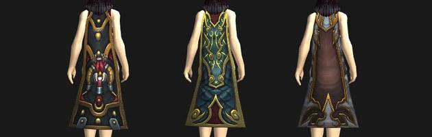 De nouvelles épiques très certainement liées à la suite de quêtes légendaires d'Irion feront leur apparition au patch 5.3