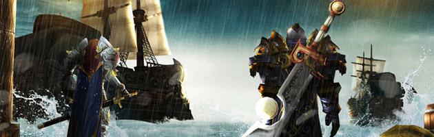 La fureur des Nagas s'abat sur les rivages d'Azeroth !
