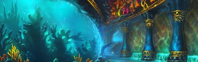 Le raid Gueule des Abysses était prévu pour Cataclysm… Il fera son apparition dans Fury of the Abyss !